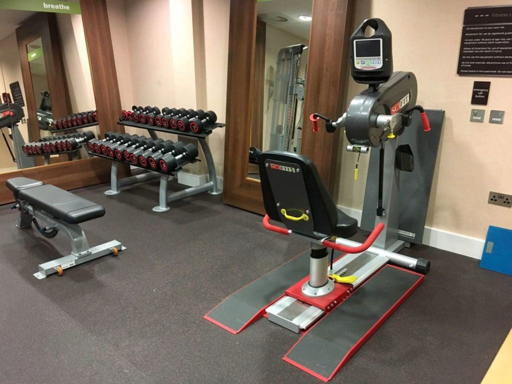 Hampton By Hilton Exeter Airport Fitness
