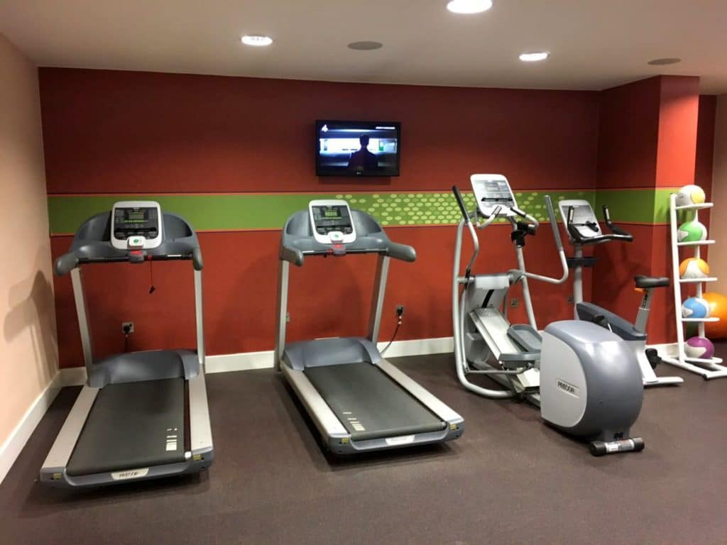 Hampton By Hilton Exeter Airport Fitness 2
