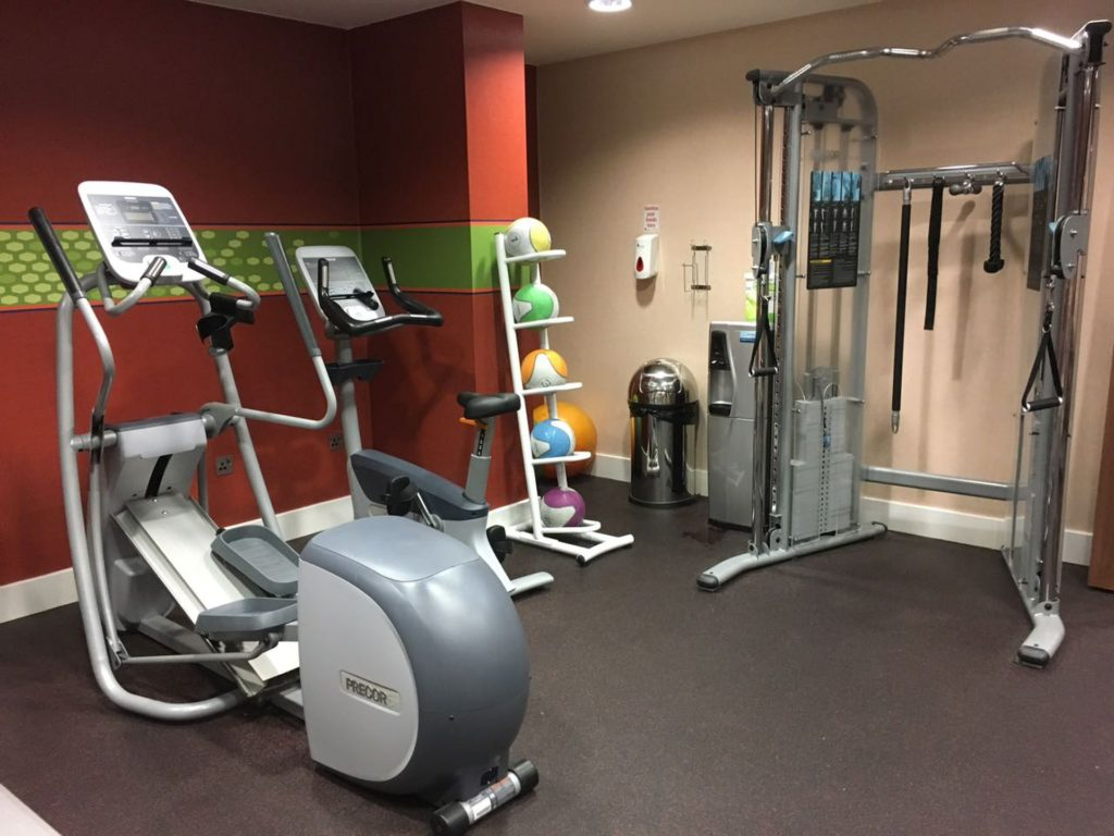 Hampton By Hilton Exeter Airport Fitness 3