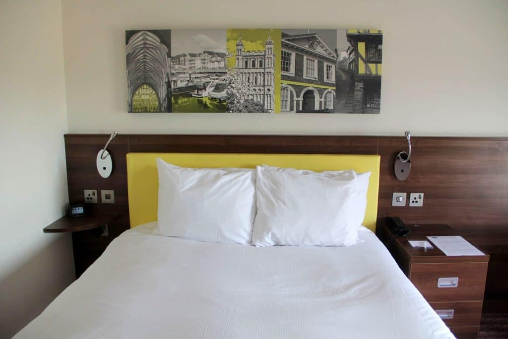Hampton By Hilton Exeter Airport Zimmer 2