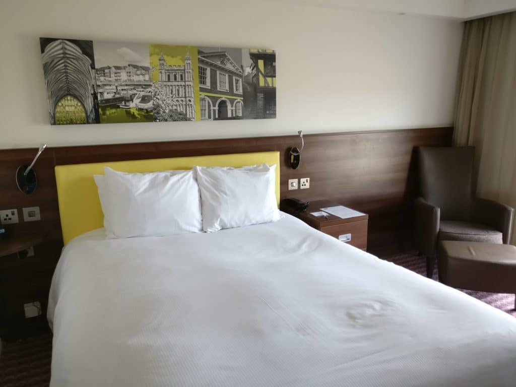 Hampton By Hilton Exeter Airport Zimmer 5
