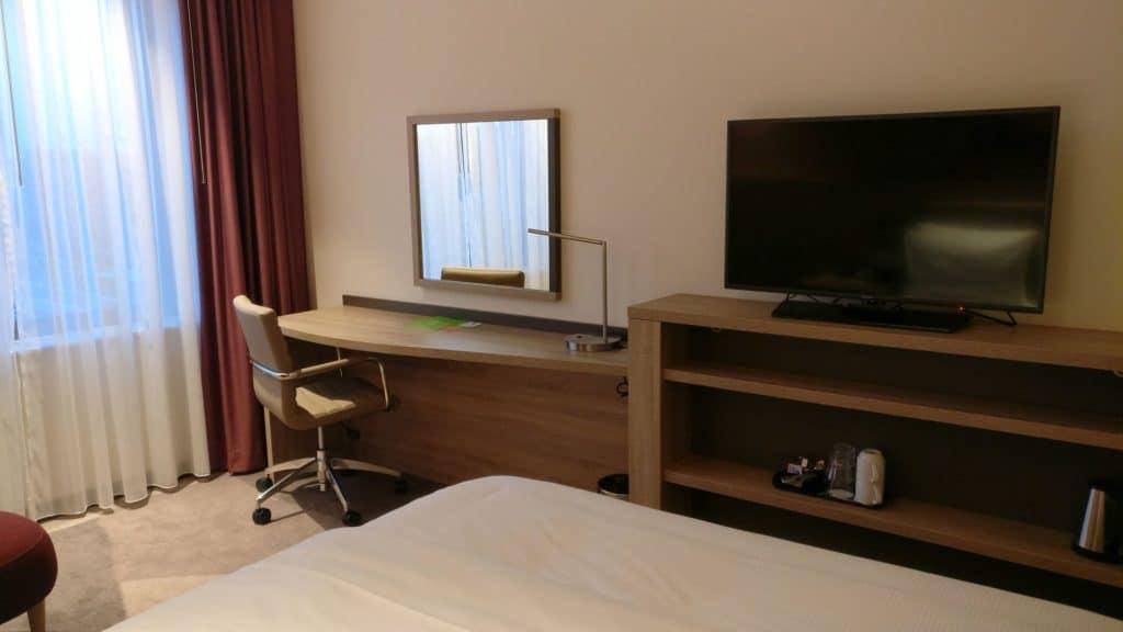 Hampton By Hilton Frankfurt East Zimmer 5