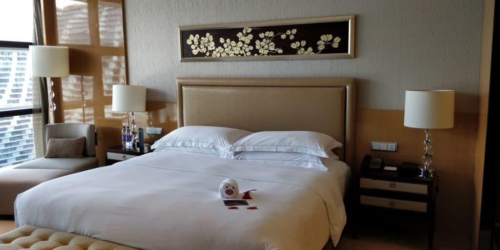 Hilton Guangzhou Baiyun Suite