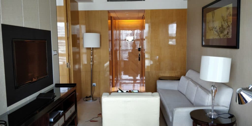 Hilton Guangzhou Baiyun Suite 2