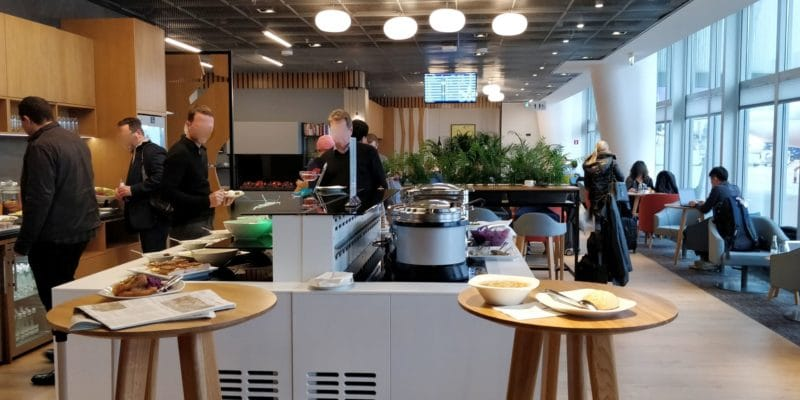 LOT Business Lounge Non Schengen Warschau