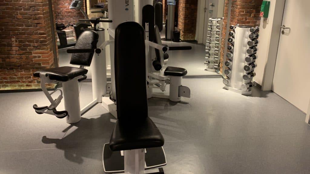 Mövenpick Hotel Hamburg Fitness 2