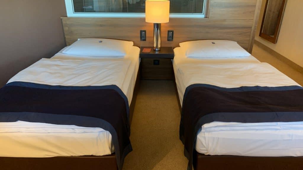 Mövenpick Hotel Hamburg Zimmer 2