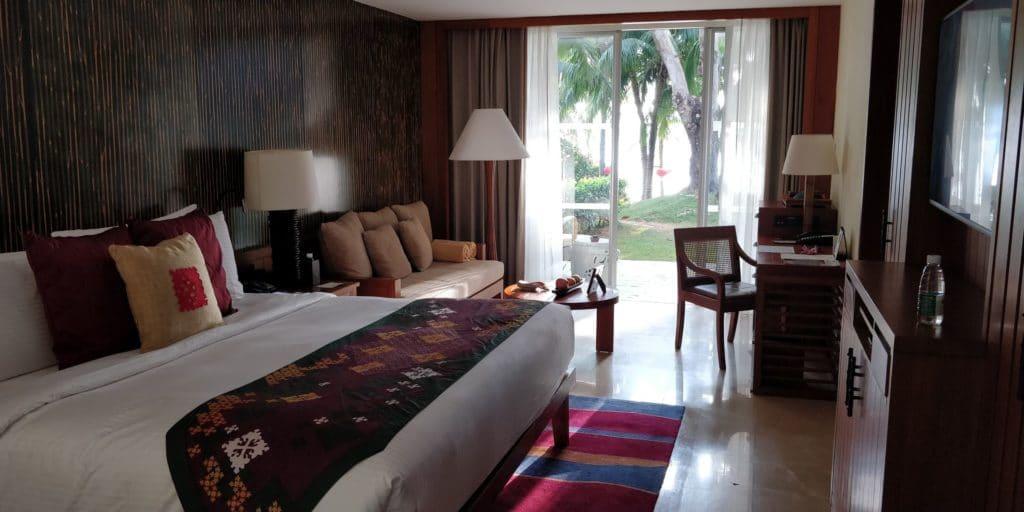 Mandarin Oriental Sanya Zimmer