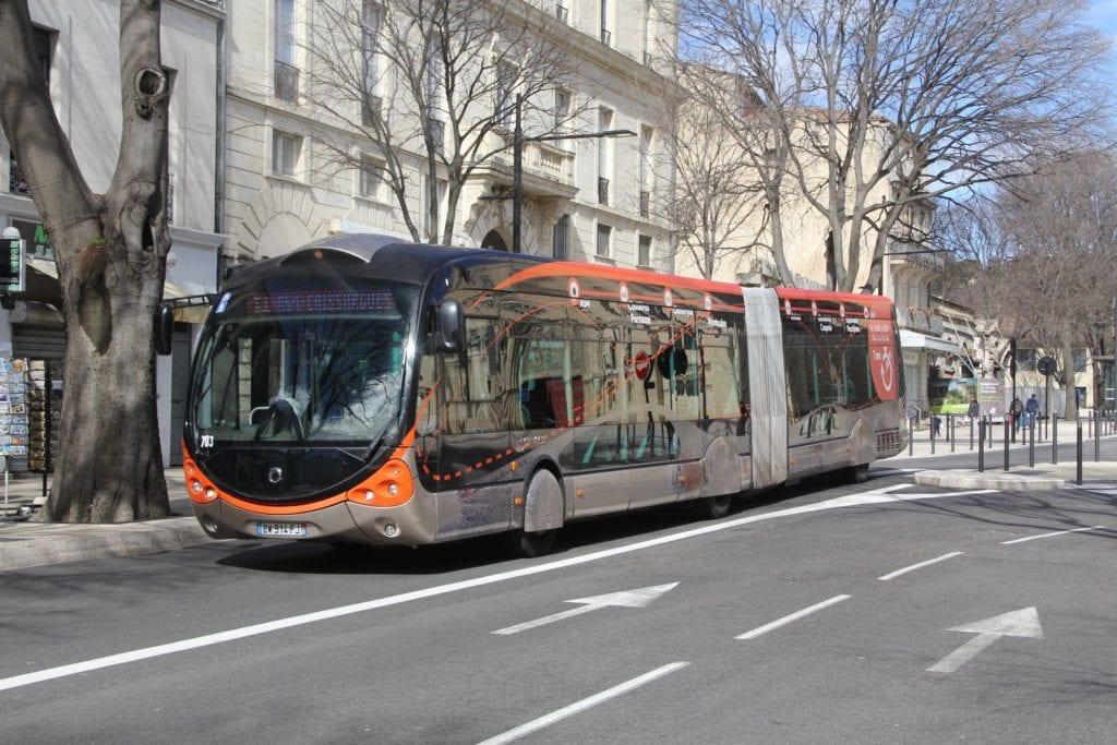 Nimes Bus