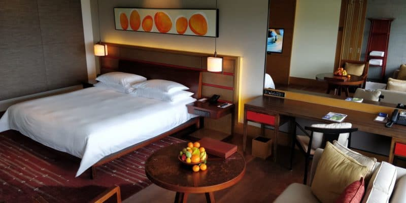 Park Hyatt Sanya Zimmer