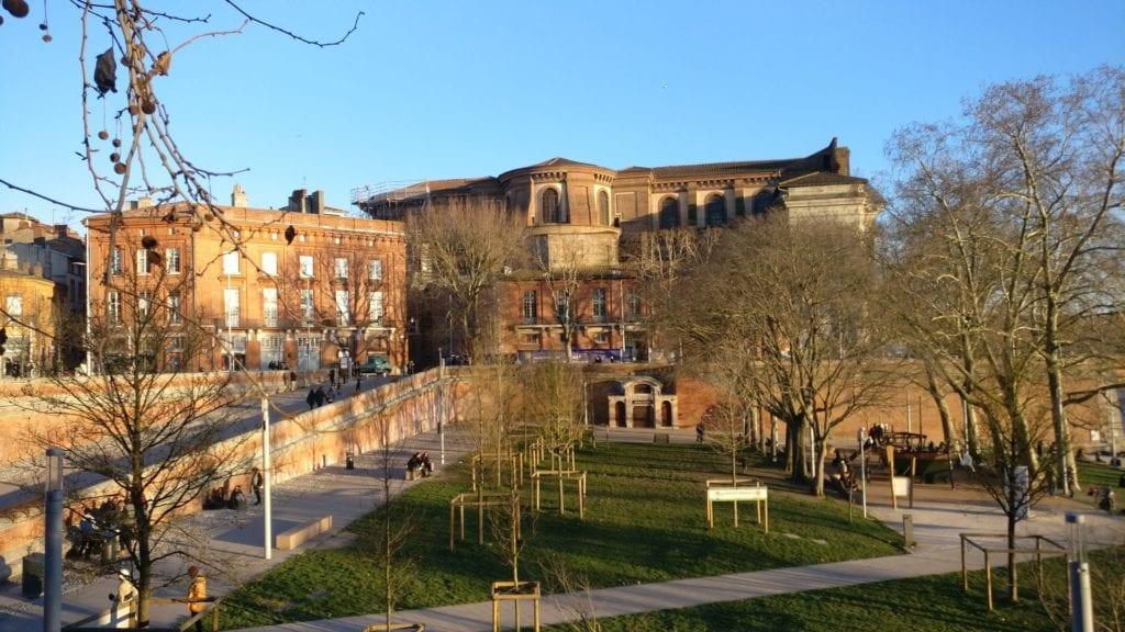 Park De La Daurade Toulouse
