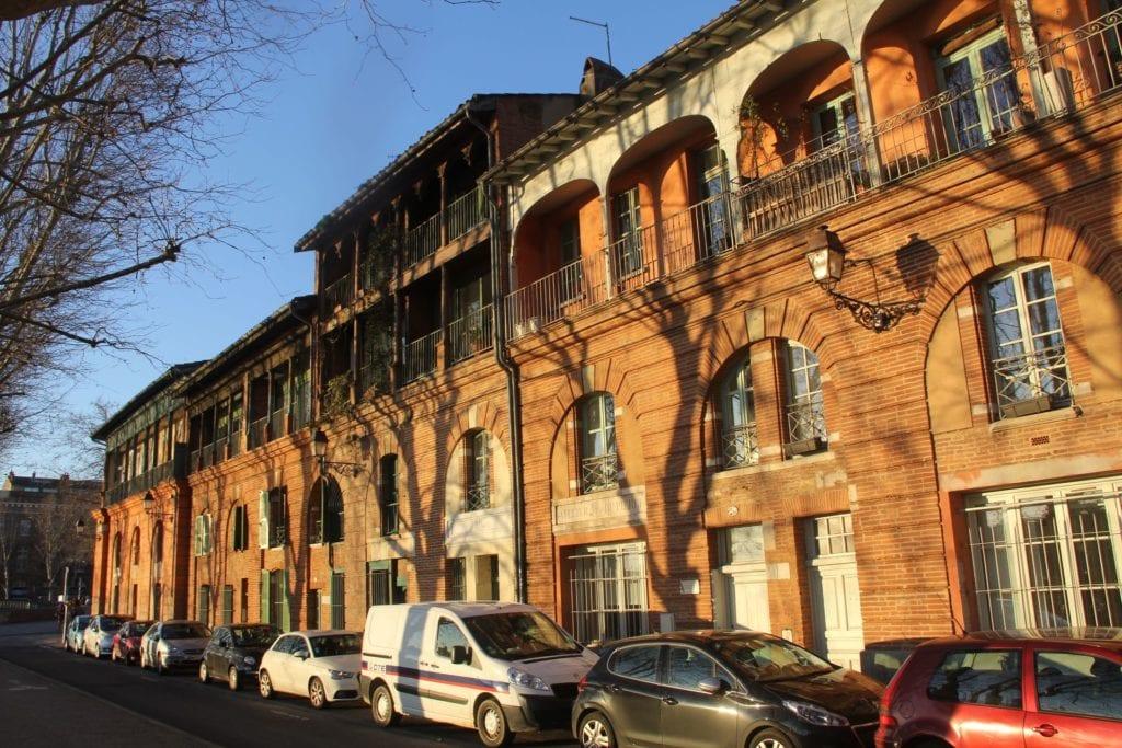 Quai Lucien Lombard Toulouse 2