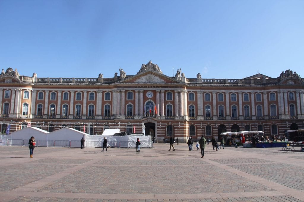 Rathaus Toulouse