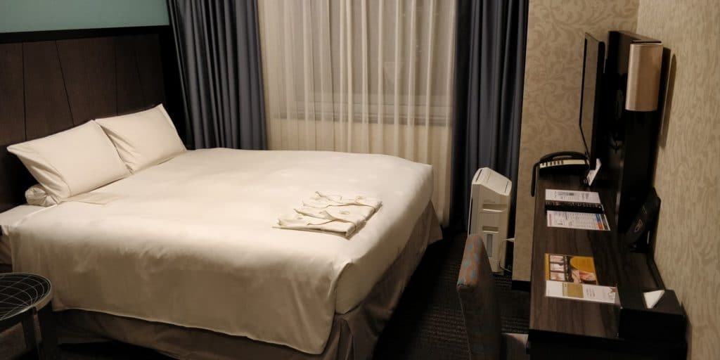 Royal Park Hotel Tokio Haneda Zimmer