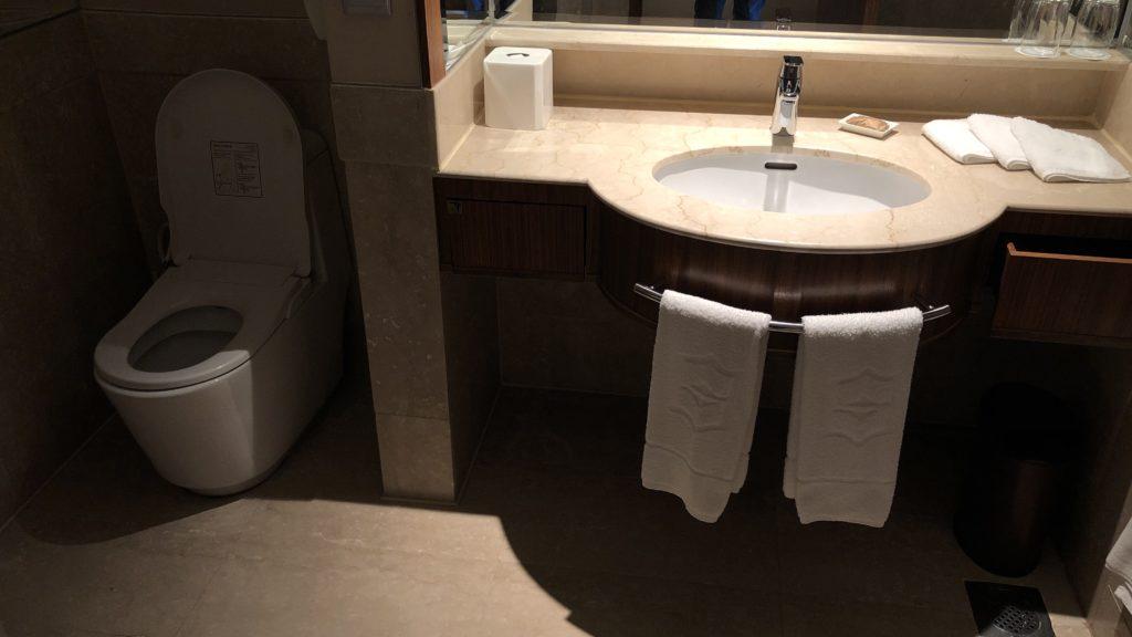 Shangri La Rasa Sayang Resort Pengang Badezimmer