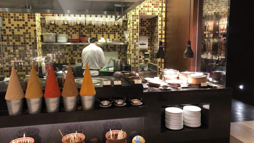 Shangri La Rasa Sayang Resort Pengang Live Cooking