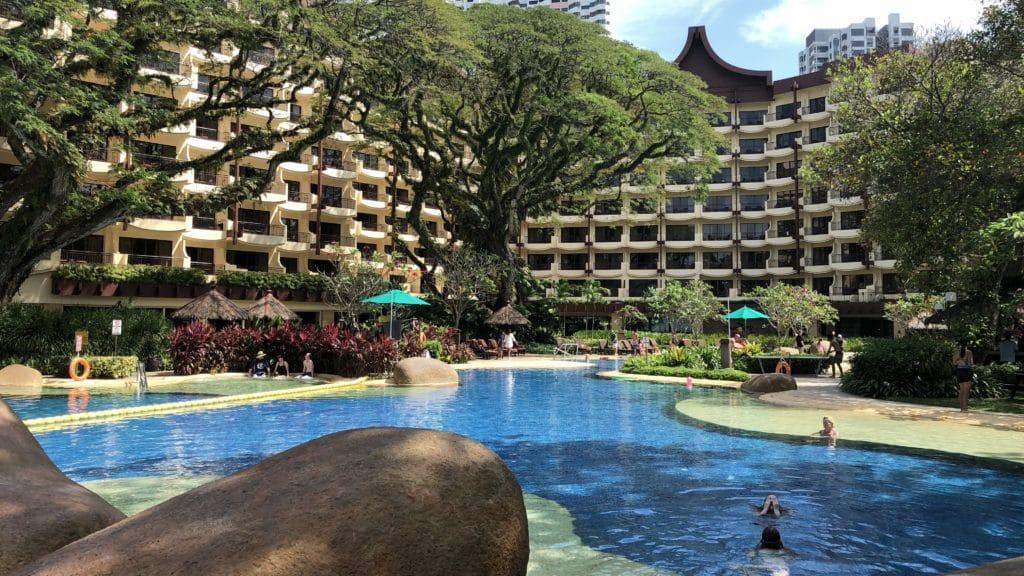 Shangri La Rasa Sayang Resort Pengang Pool