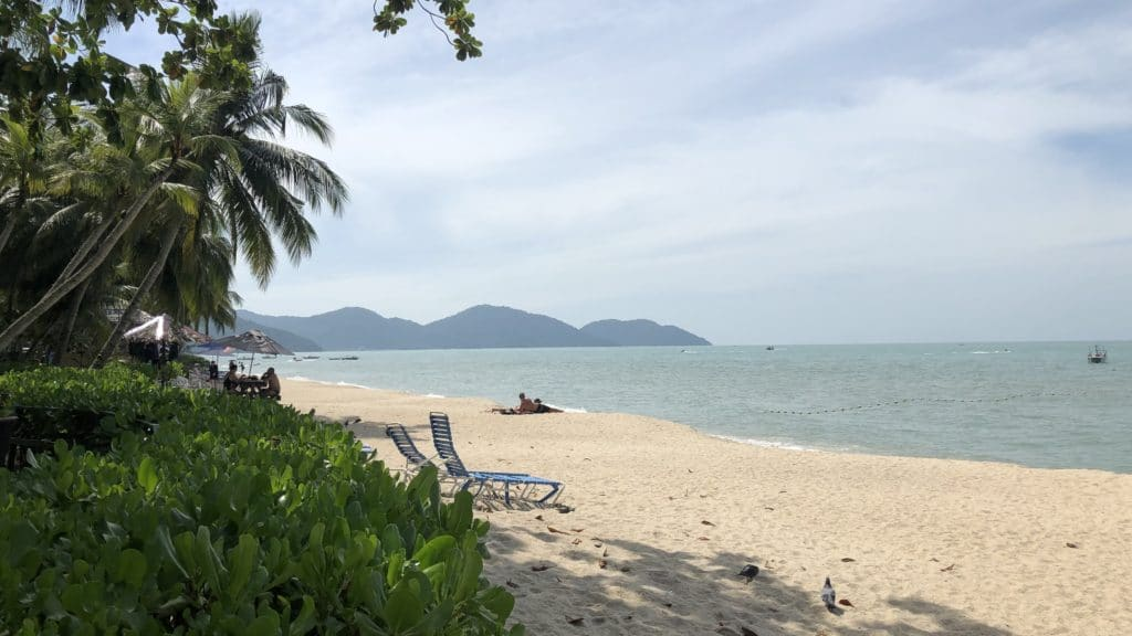 Shangri La Rasa Sayang Resort Pengang Strand 1