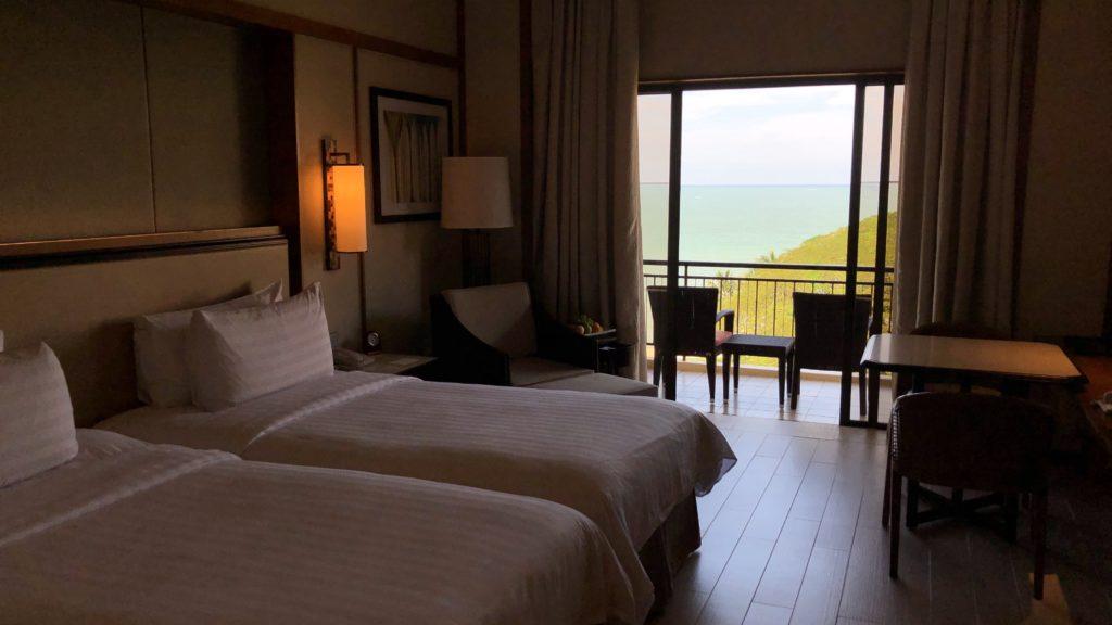 Shangri La Rasa Sayang Resort Pengang Zimmer