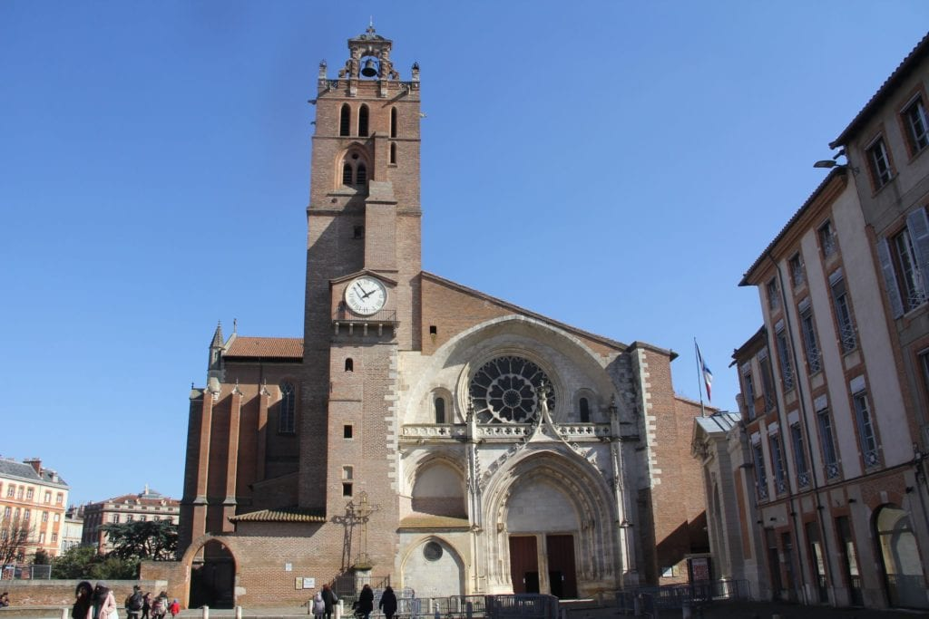Toulouse Kathedrale
