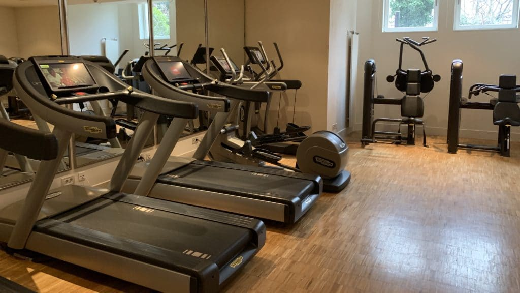 Villa Kennedy Frankfurt Fitness 1
