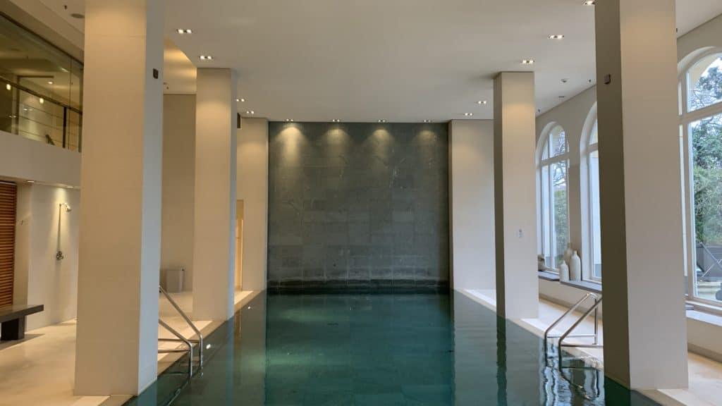 Villa Kennedy Frankfurt Wellness
