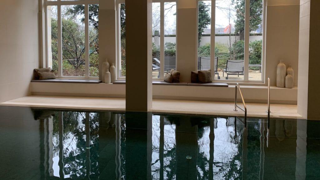 Villa Kennedy Frankfurt Wellness 2