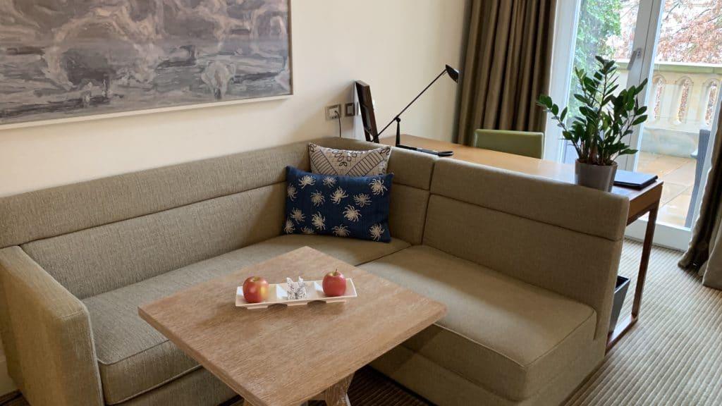 Villa Kennedy Frankfurt Zimmer 2