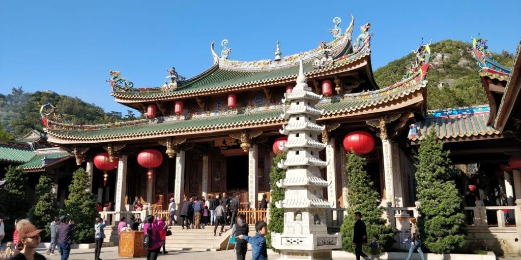 Xiamen Tempel