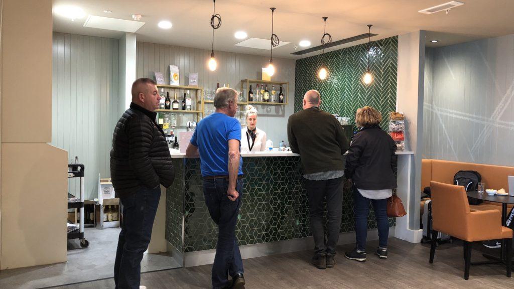 T1 Lounge Dublin Bar