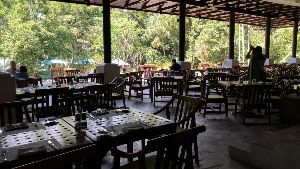 The Andaman Resort Frühstück Restaurant
