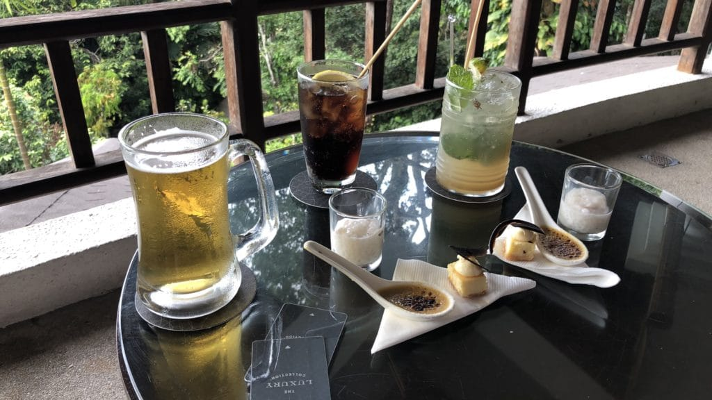 The Andaman Resort Langkawi Happy Hour