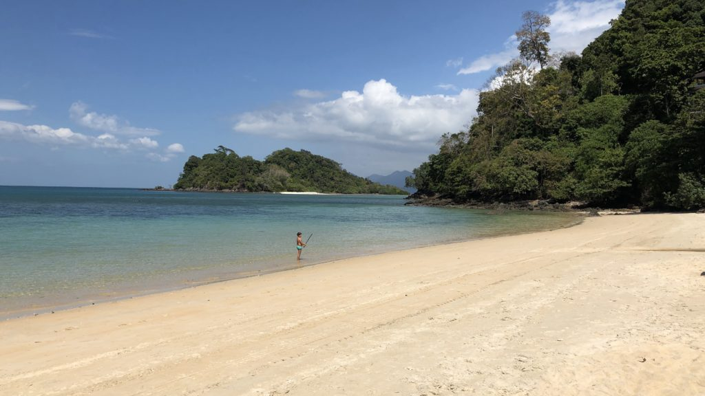 The Andaman Resort Strand Insel Thailand