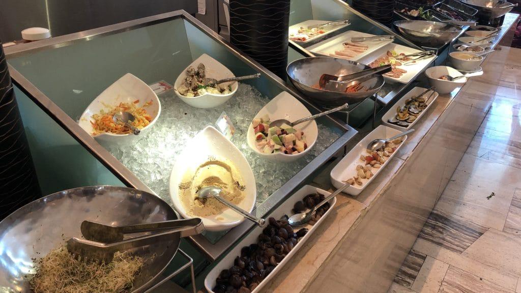 Traders Hotel Kuala Lumpur Frühstück Buffet