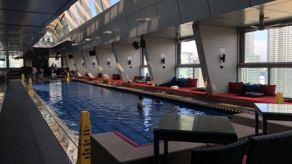 Traders Hotel Kuala Lumpur Pool 2