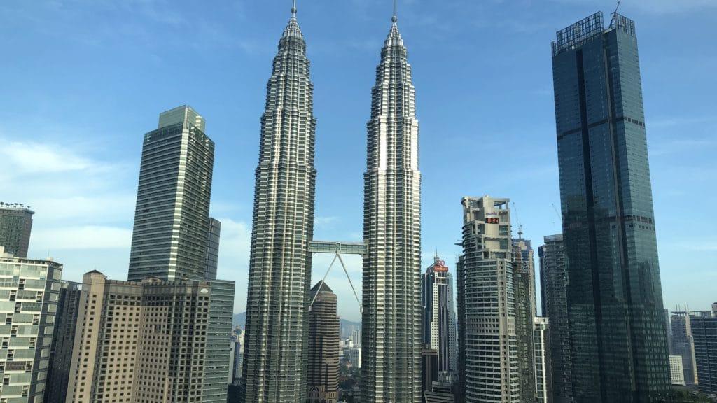 Traders Hotel Kuala Lumpur View Petronas Towers