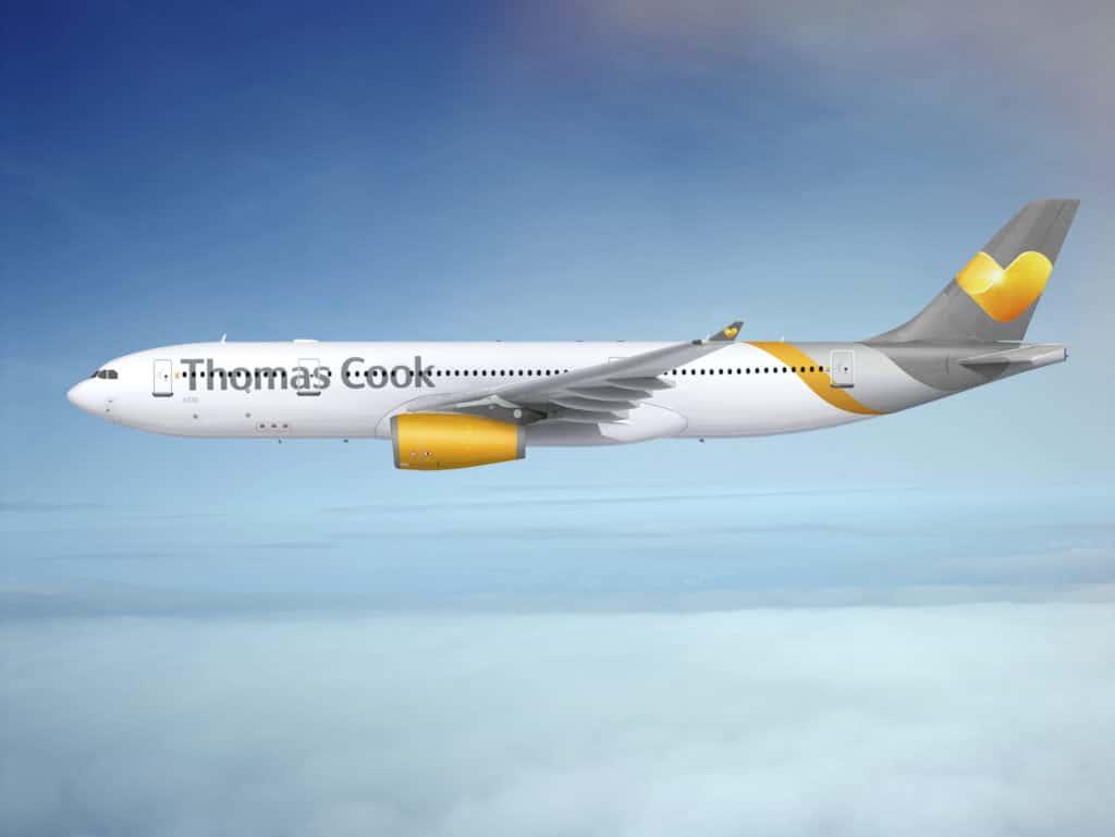 Thomas Cook A330 200