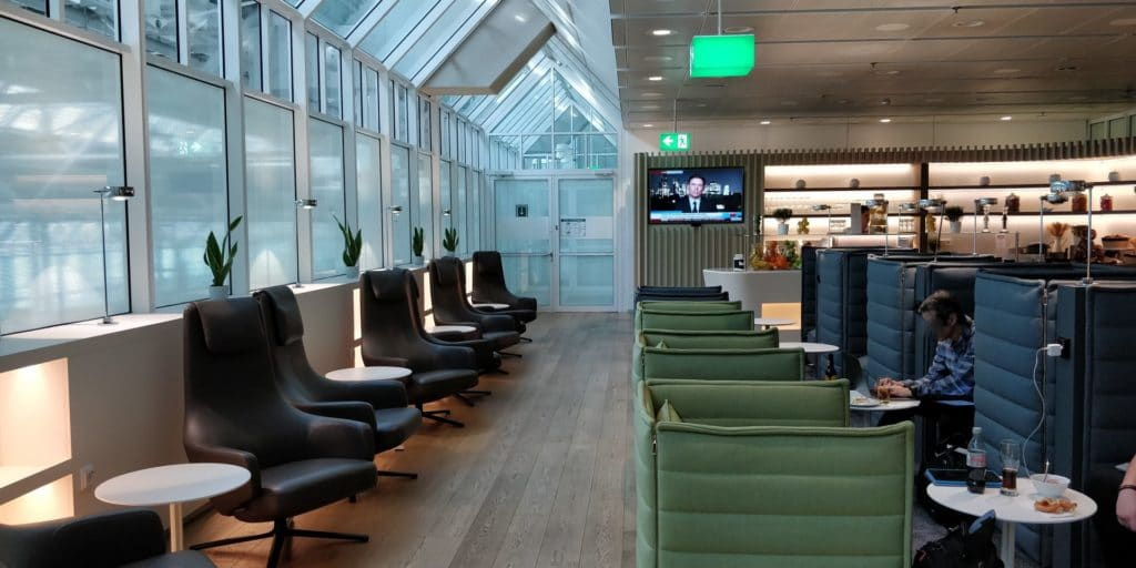 Airport Lounge Europe München