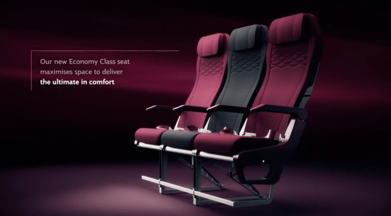Qatar Airways neue Economy