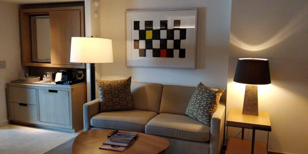 Conrad New York Suite 1