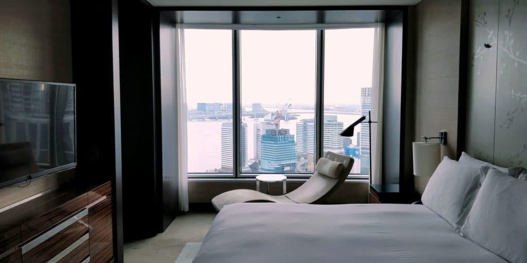 Conrad Tokio Bay View Suite