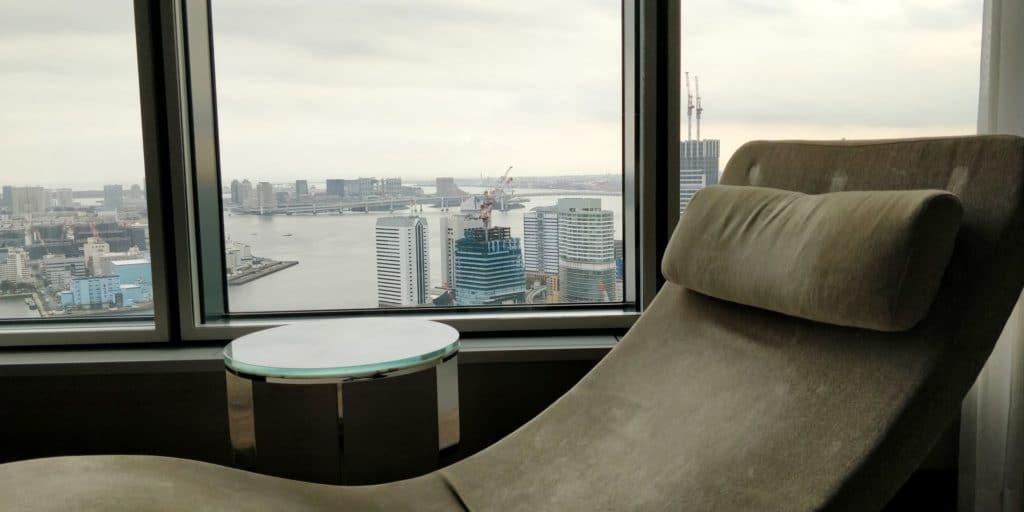 Conrad Tokio Bay View Suite 5