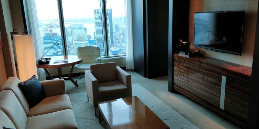 Conrad Tokio Bay View Suite 6
