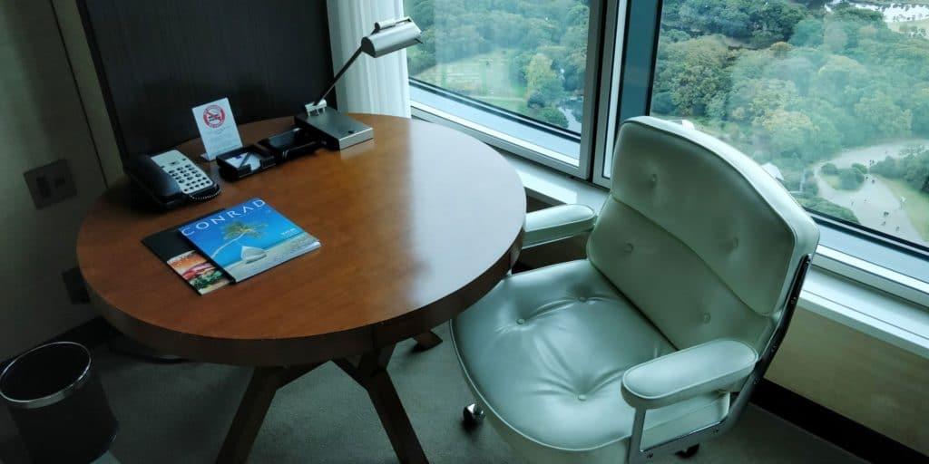 Conrad Tokio Bay View Suite 7
