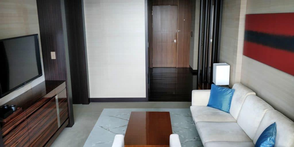 Conrad Tokio Bay View Suite 8
