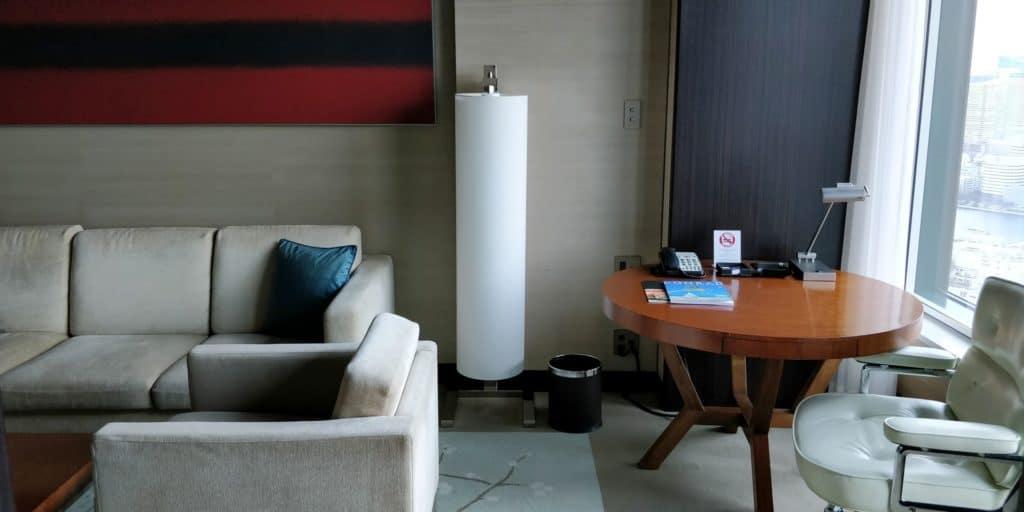 Conrad Tokio Bay View Suite 9