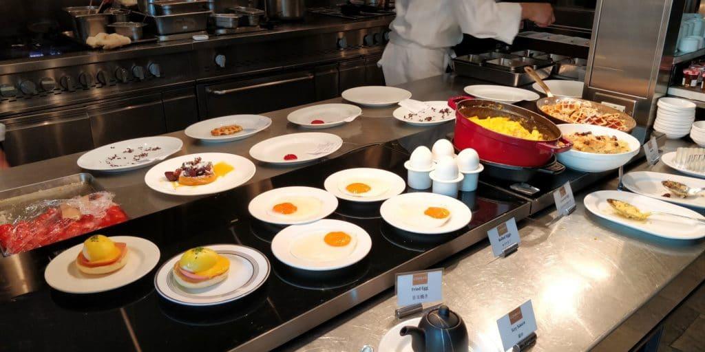 Conrad Tokio Frühstück 3