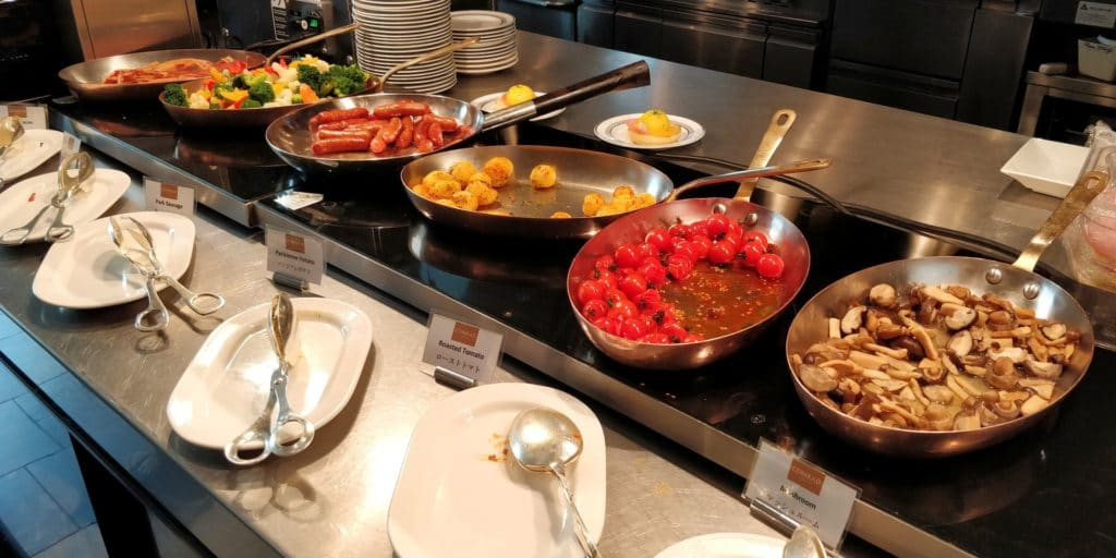 Conrad Tokio Frühstück 4