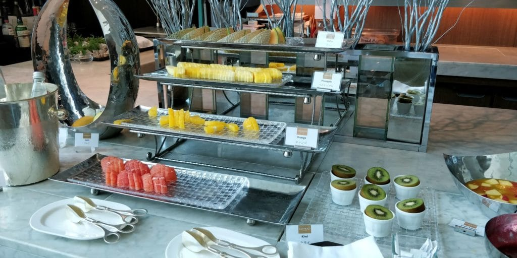 Conrad Tokio Frühstück 5