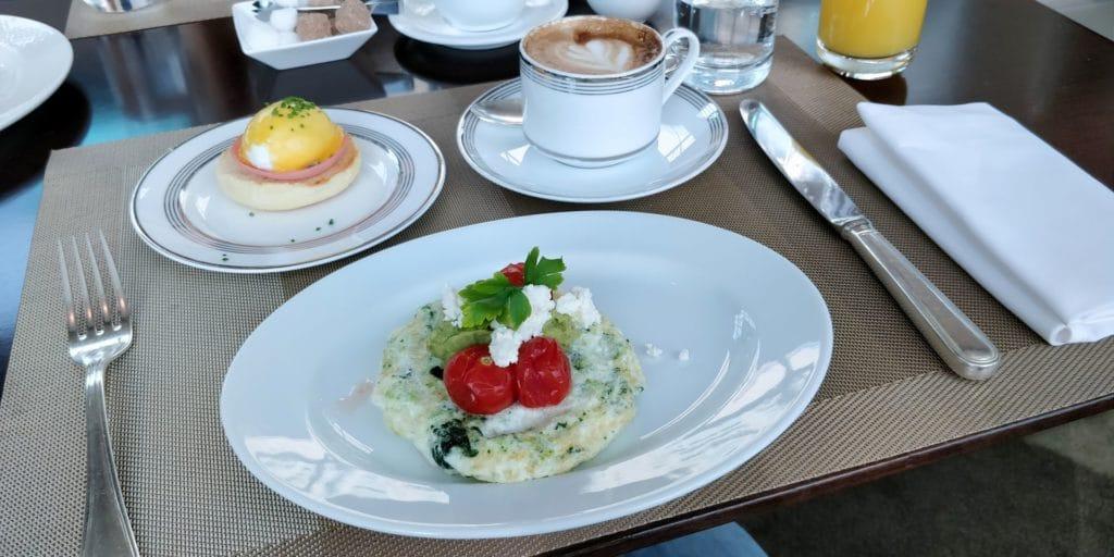 Conrad Tokio Frühstück 6
